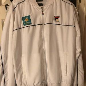 Fila tennis jacket